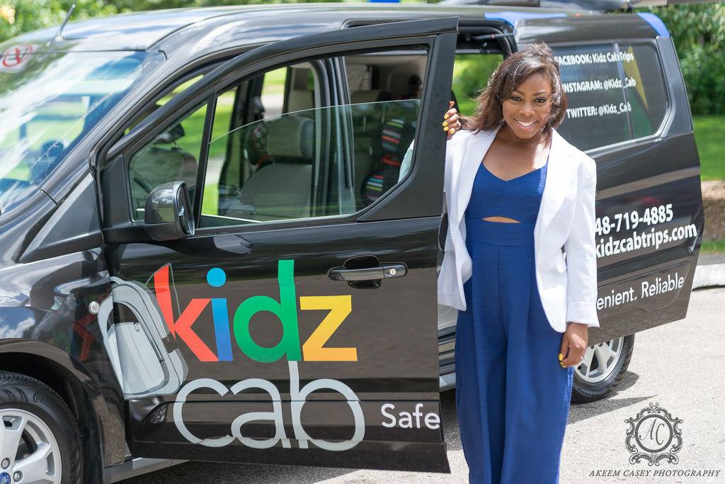 Uber For Kids >> Kidz Cab The Black Owned Uber For Kids Shoppe Black