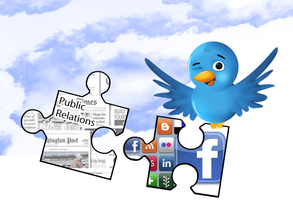 public relations to promote your business