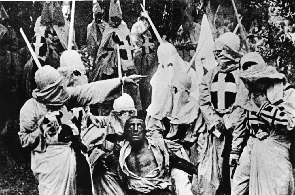 D.W. Griffith's 'A Birth of A Nation'