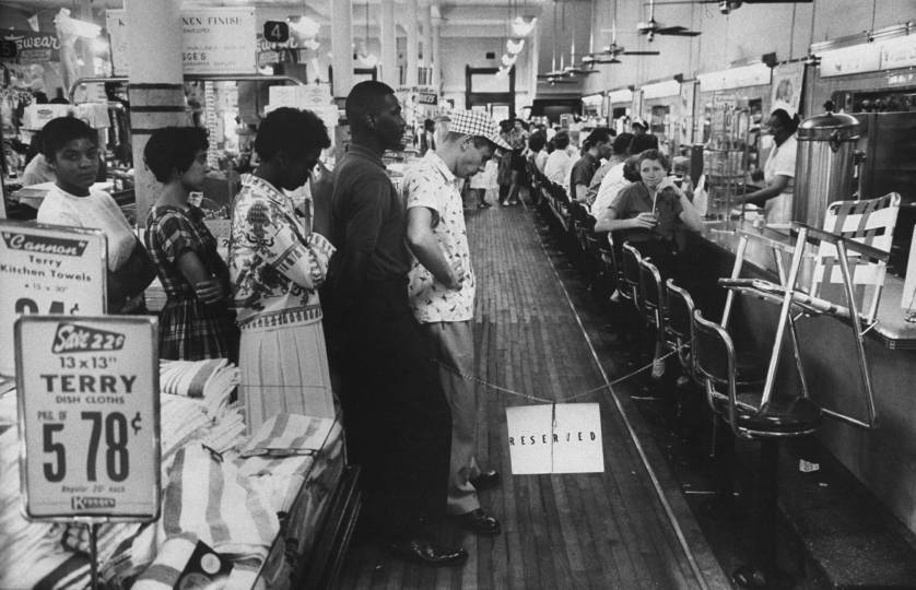 Life And Civil Rights Anatomy Of A Protest Virginia 1960 Shoppe