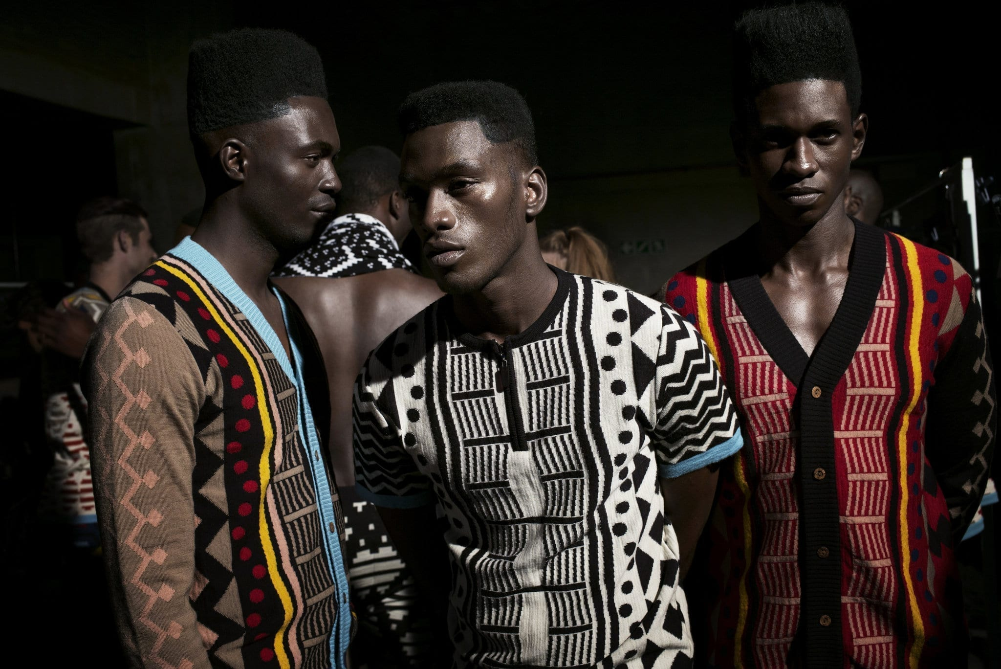 South african fashion model 23
