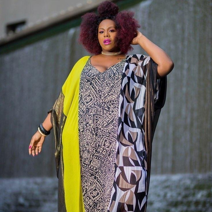 4b35496fef JIBRI (New York, NY) is dedicated to creating garments for the  fashion-conscious curvy woman (size 10-28).