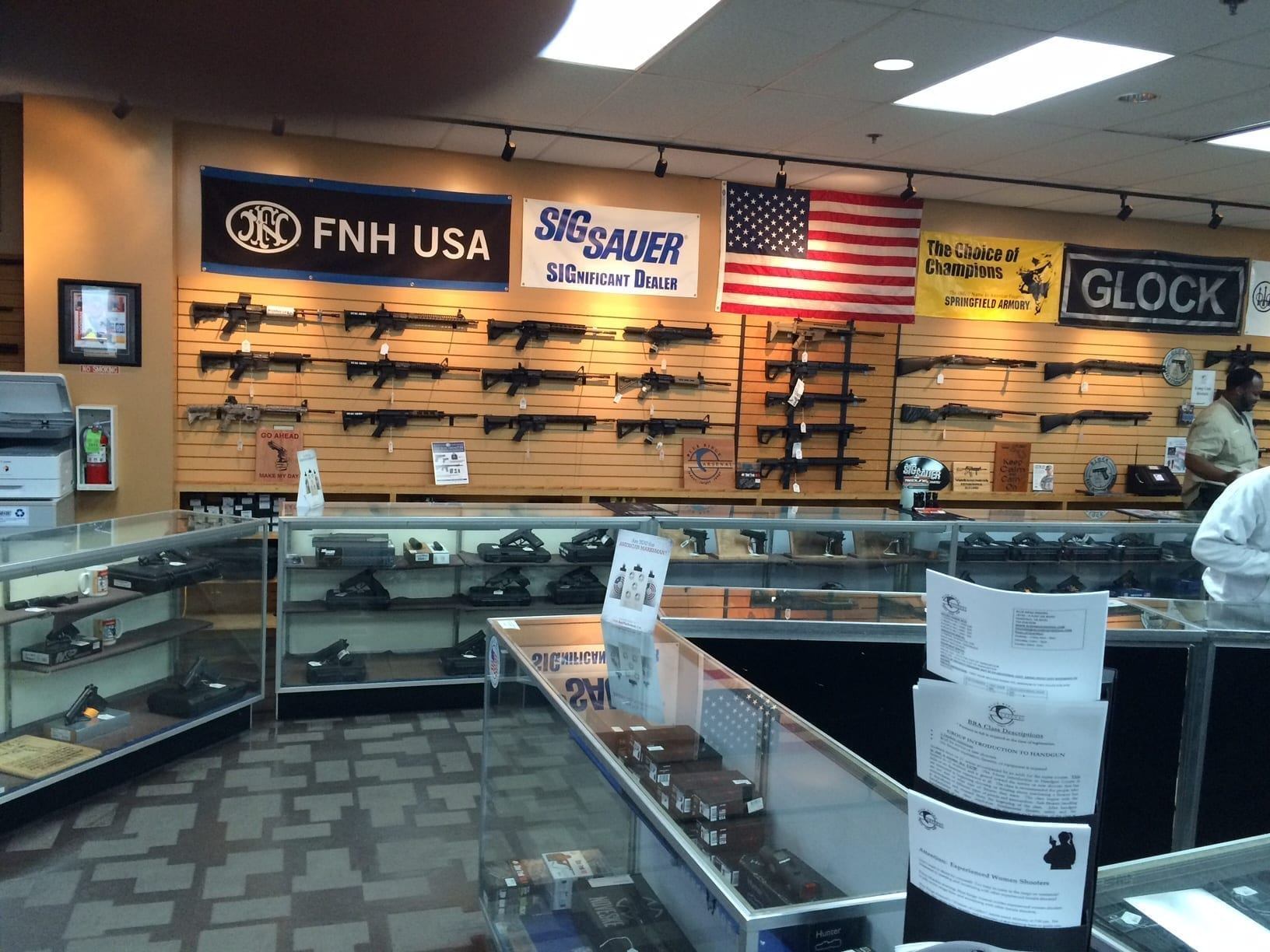 Blue Ridge Arsenal: One of the few Black Owned Gun Shops in the U.S. ...