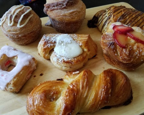 black owned Bakeries