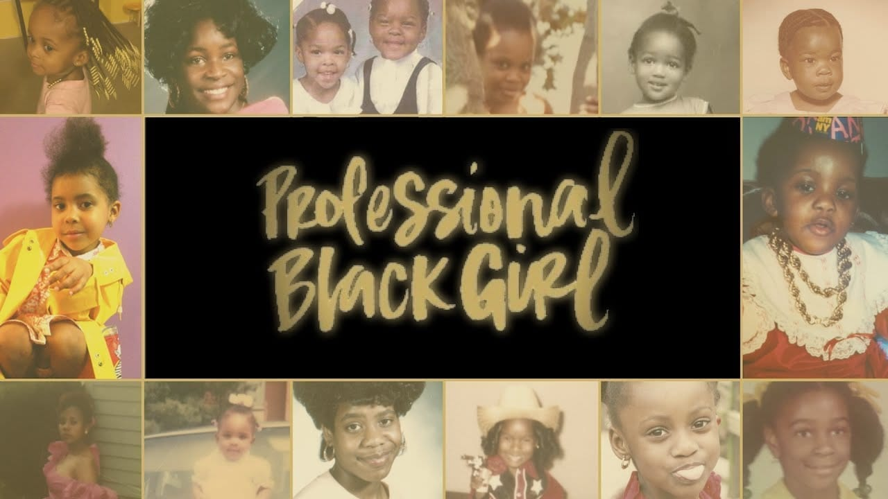 professional black girl