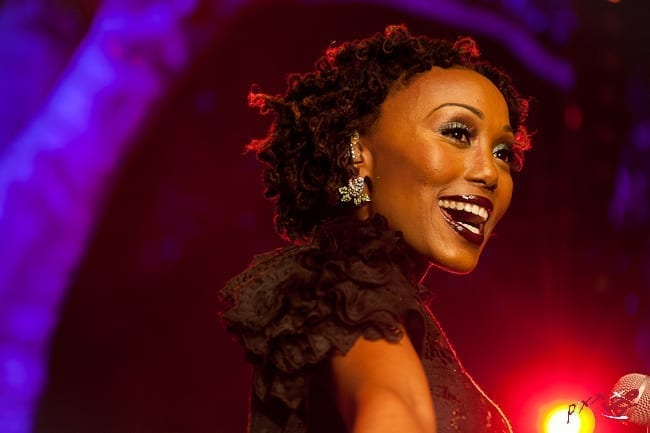 Folami Opens Up About Her Path From Entertainer To Artist