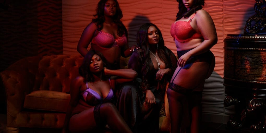 black owned lingerie
