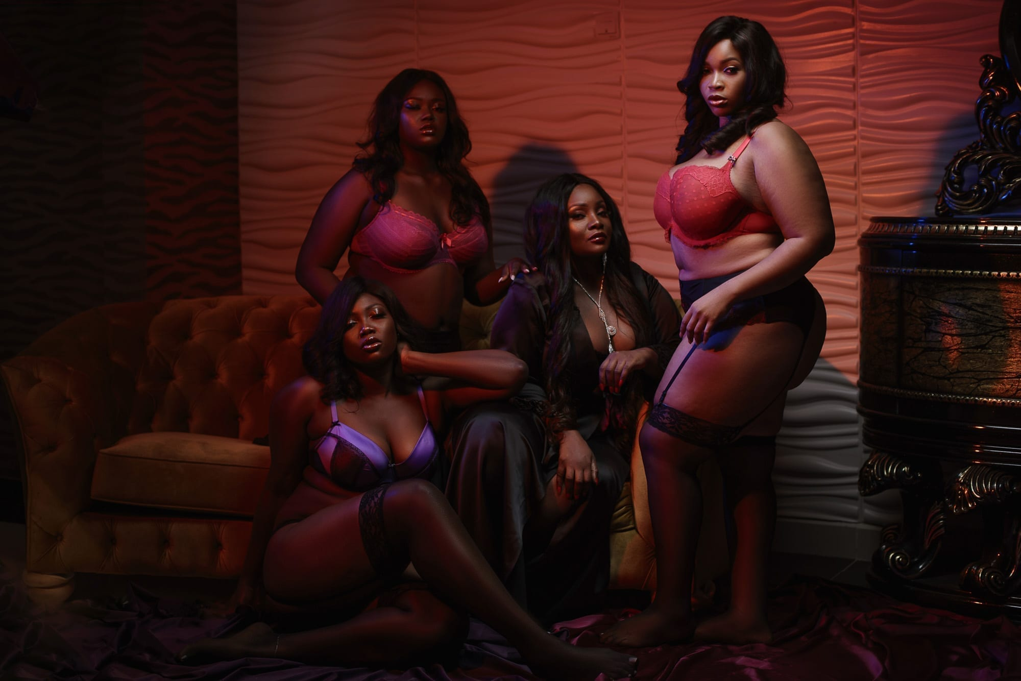 black owned lingerie