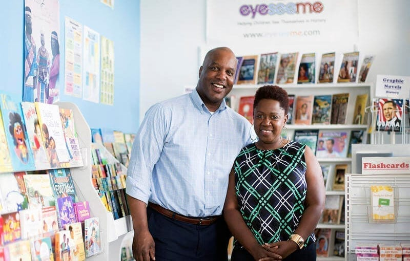 Black owned bookstore
