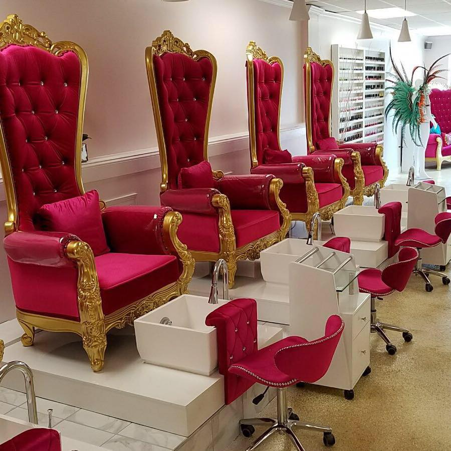 41 Black Owned Nail Salons | SHOPPE BLACK