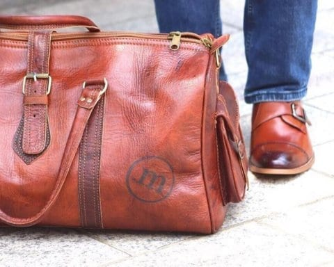 Black Owned Leather Goods Business