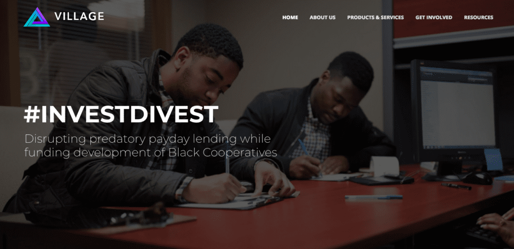 black owned credit union