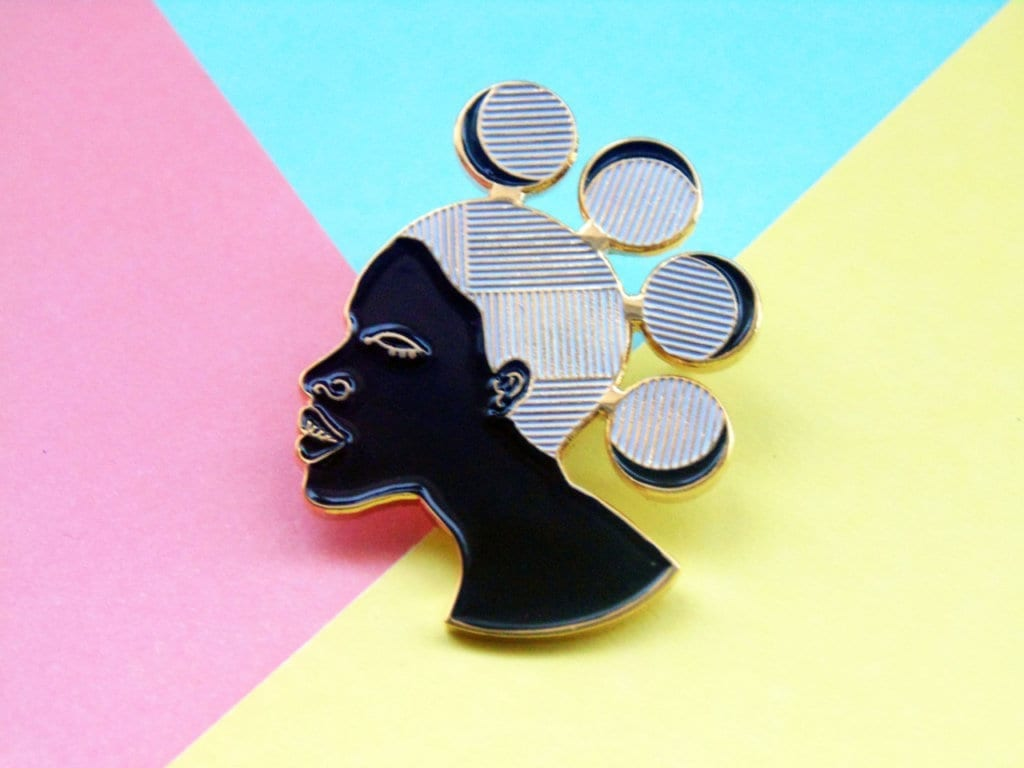 black owned pin businesses