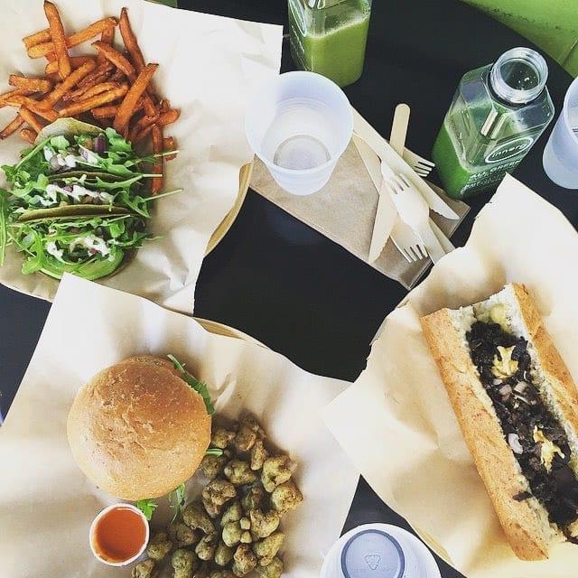 Green Kitchen Vegan Cafe: 36 Black Owned Vegan Businesses