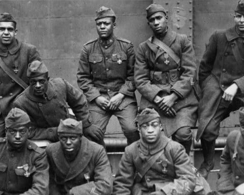 Black WW1 Veterans