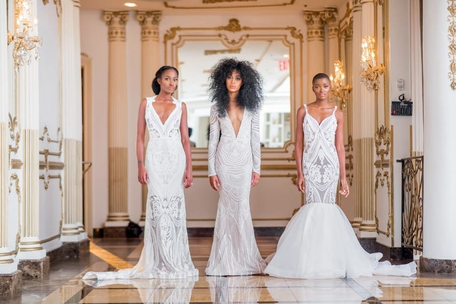 11 Black Wedding Dress Designers You Should Know Shoppe Black