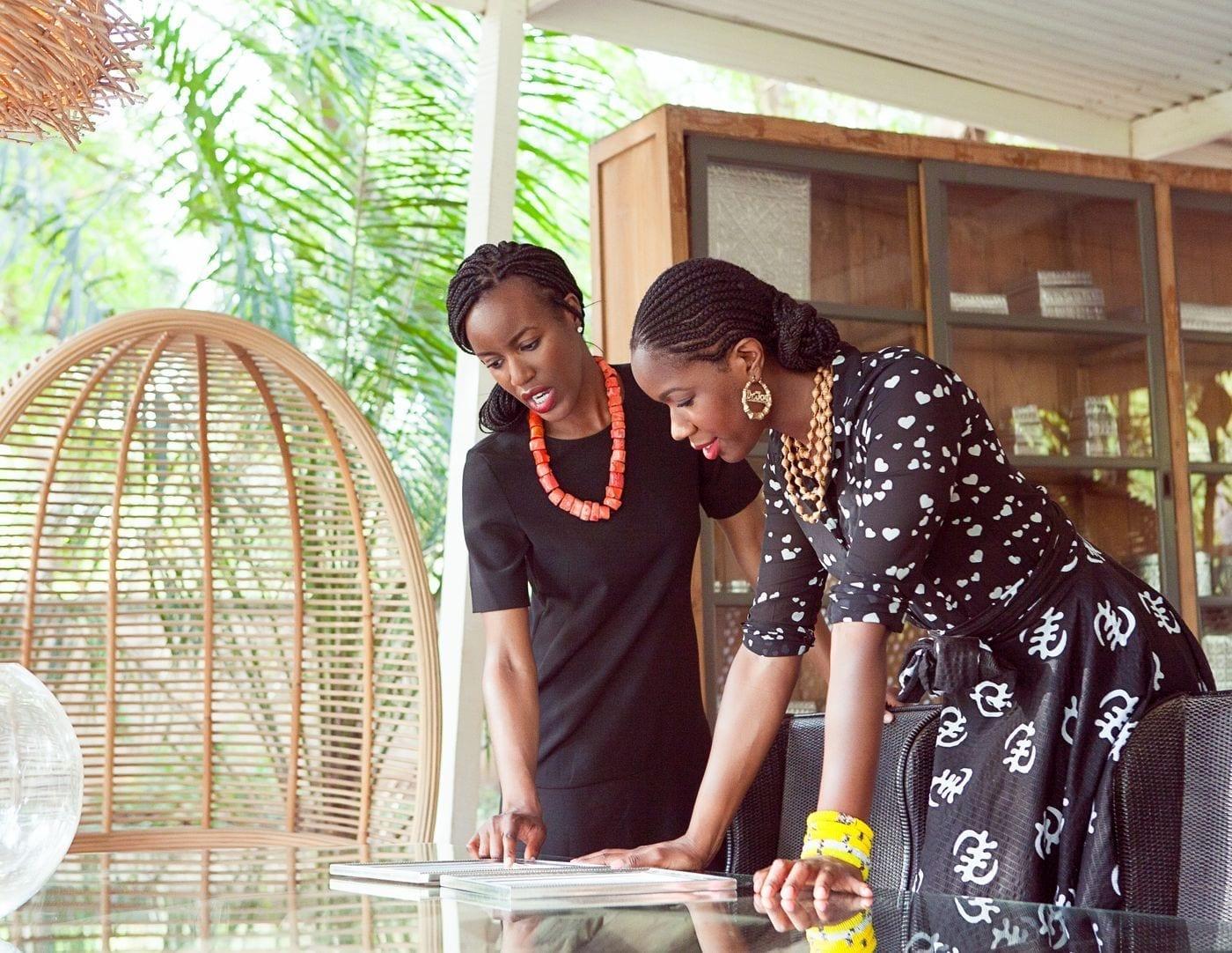 Daughters of the Diaspora