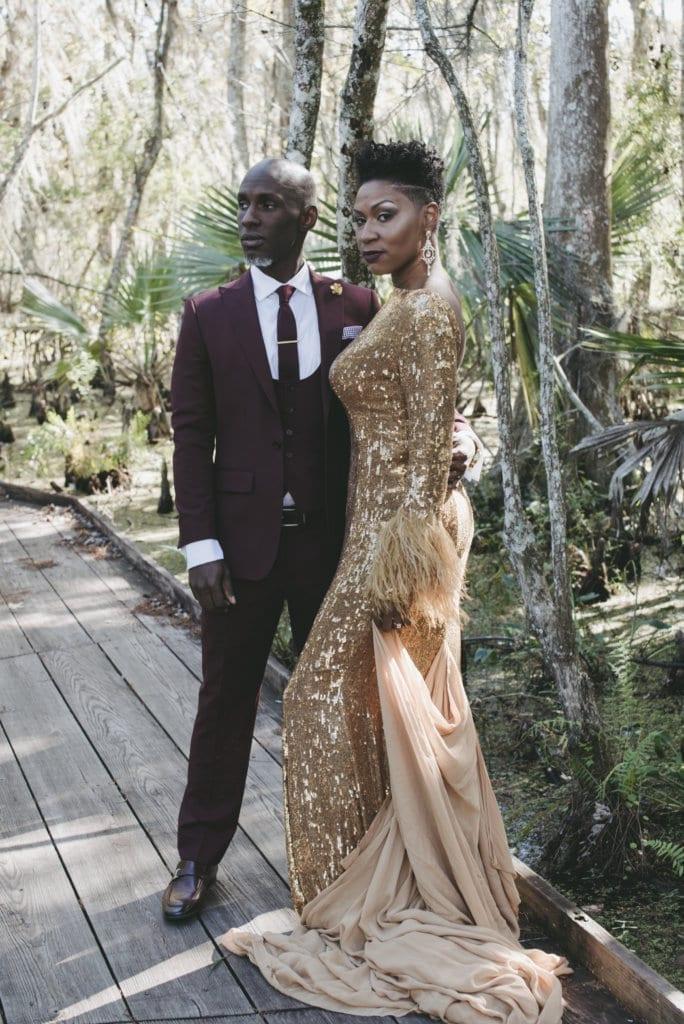 11 Black Wedding Dress Designers You Should Know Shoppe Black