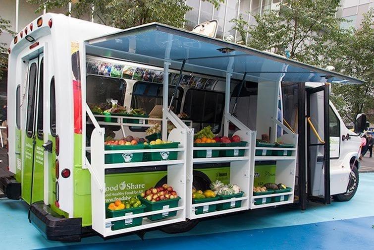Mobile Good Food Market