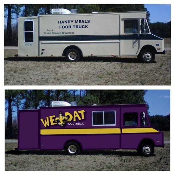 We Dats Grew From A Food Truck To Multiple Locations And An Nba