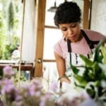 black owned flower businesses