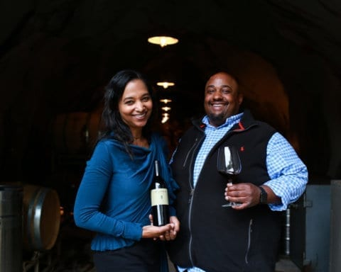Black Owned Winery