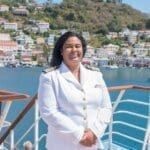 First Black Woman Cruise Ship Captain