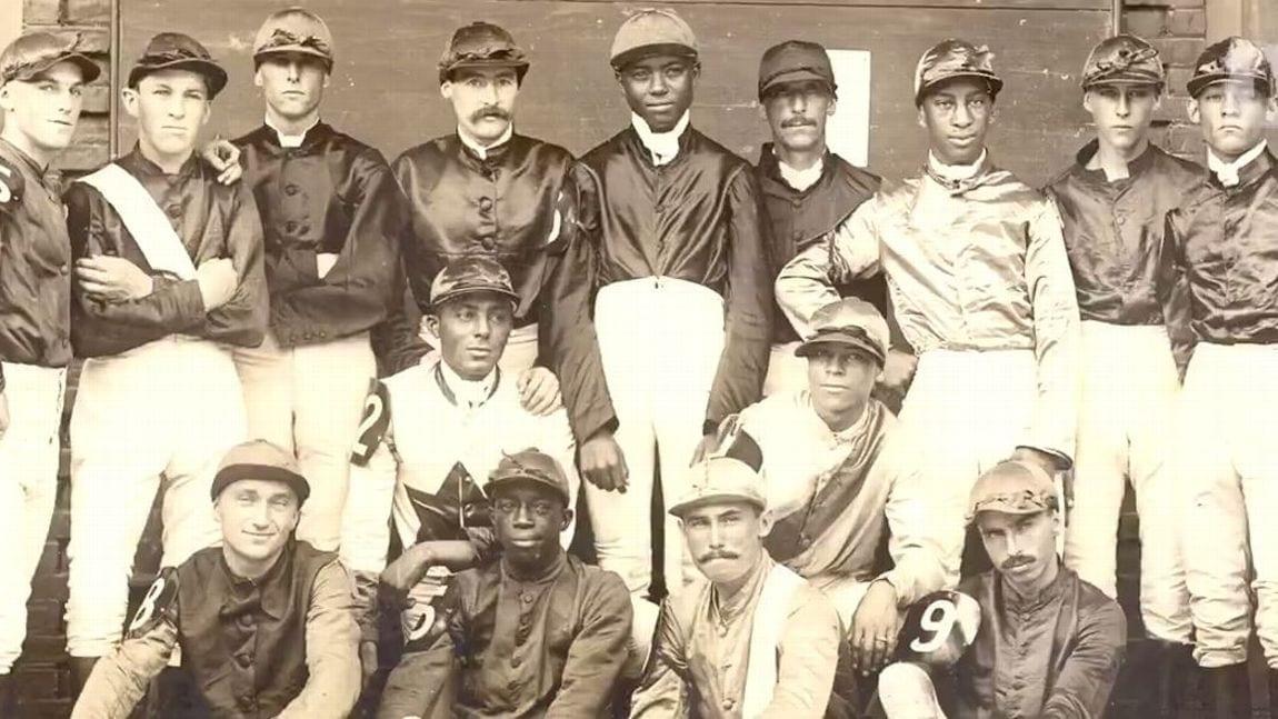 What Happened To All The Black Jockeys? | SHOPPE BLACK