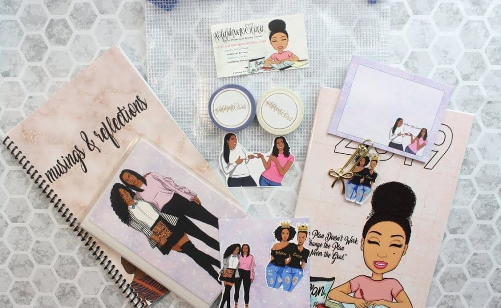 Black Owned Stationery Businesses