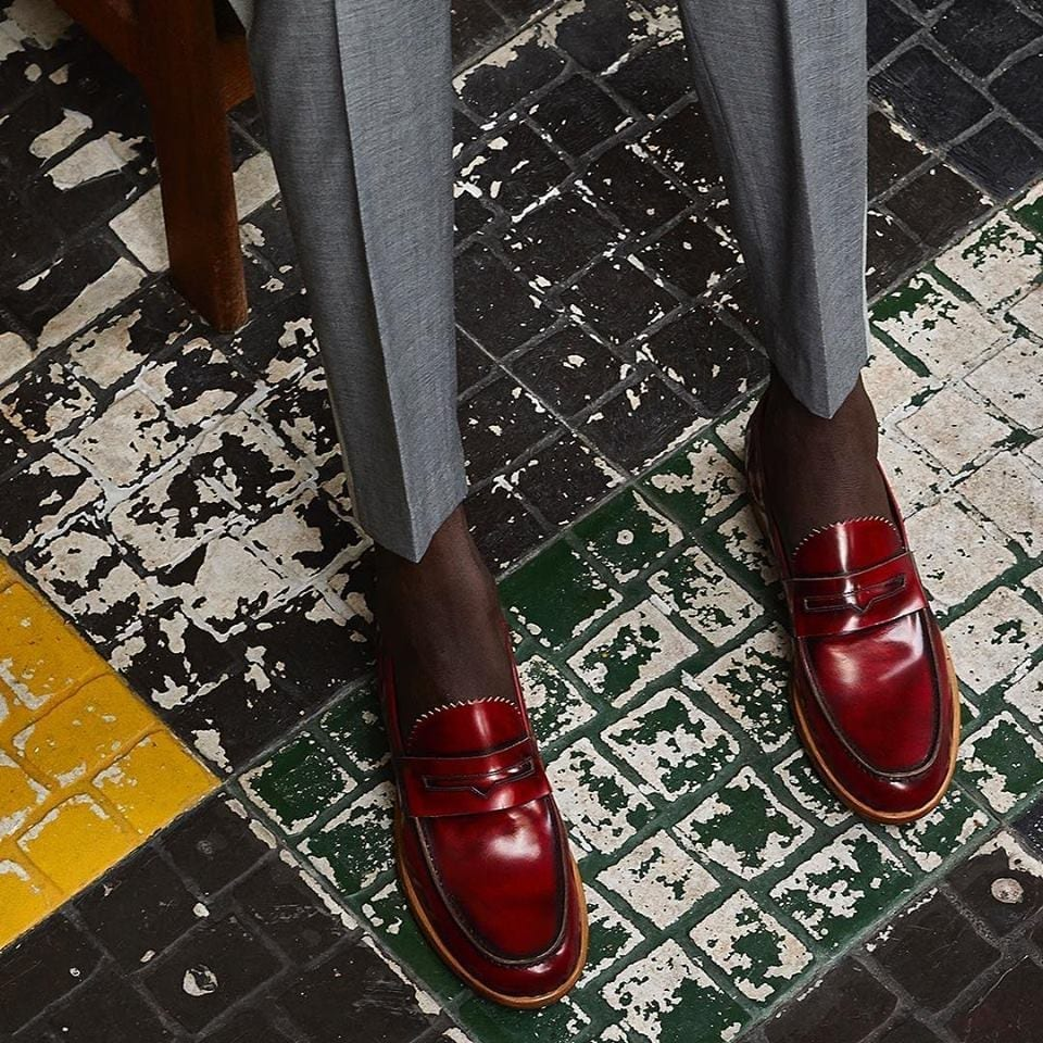 Black Owned Mens Shoe Brands