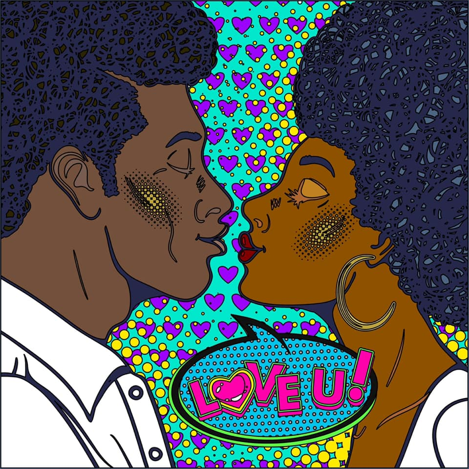 Husband and Wife team create a Coloring Book App For the Culture ...