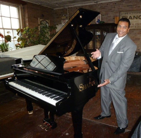 Black Owned Piano Manufacturing Business