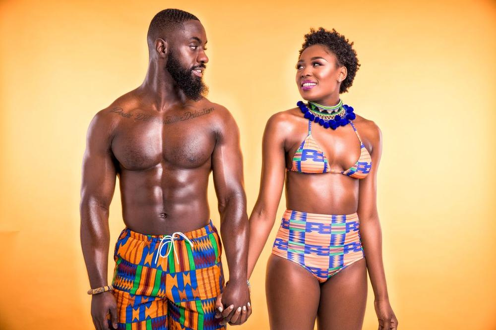 Black owned swimwear