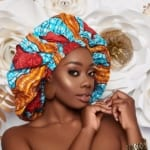 Black Owned Satin Bonnet