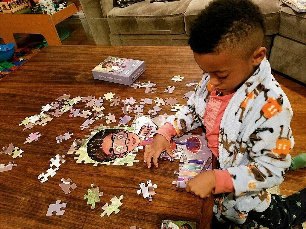 puzzle huddle