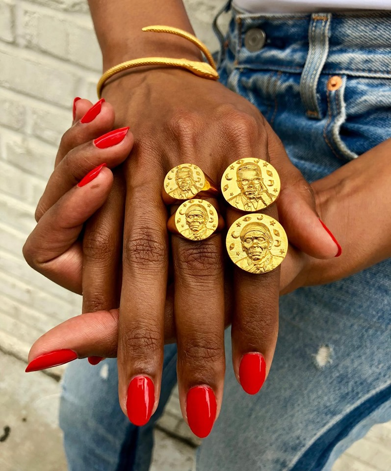 Image result for Sewit Sium jewelry