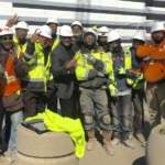 black owned construction company