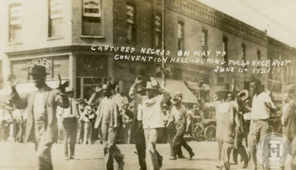 Tulsa Race